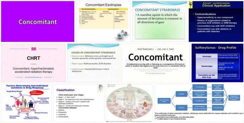 Concomitant